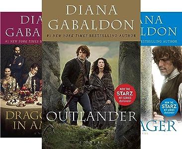 Outlander (8 book series) Kindle Edition
