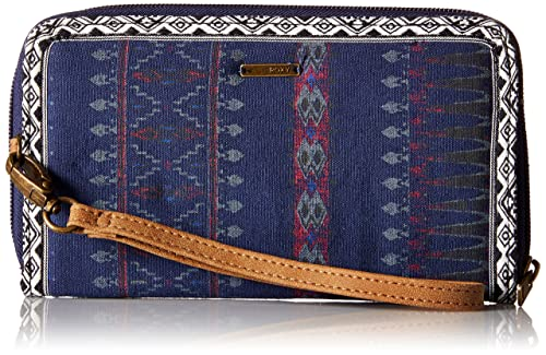 Roxy Hey Now - Cartera, (Sayra Blue Print), Talla única: Amazon.es: Zapatos y complementos