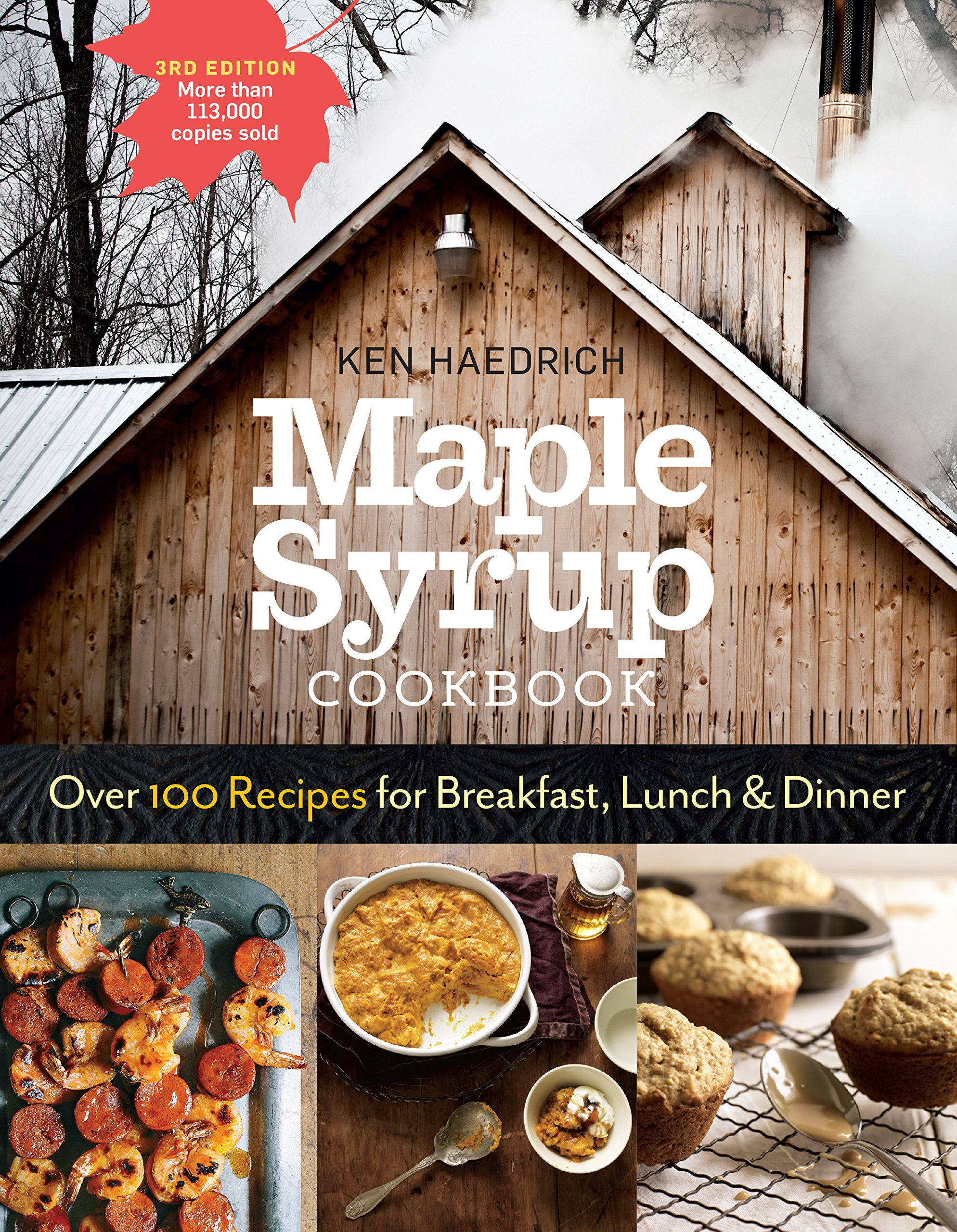 Maple Syrup Cookbook 3rd Breakfast product image