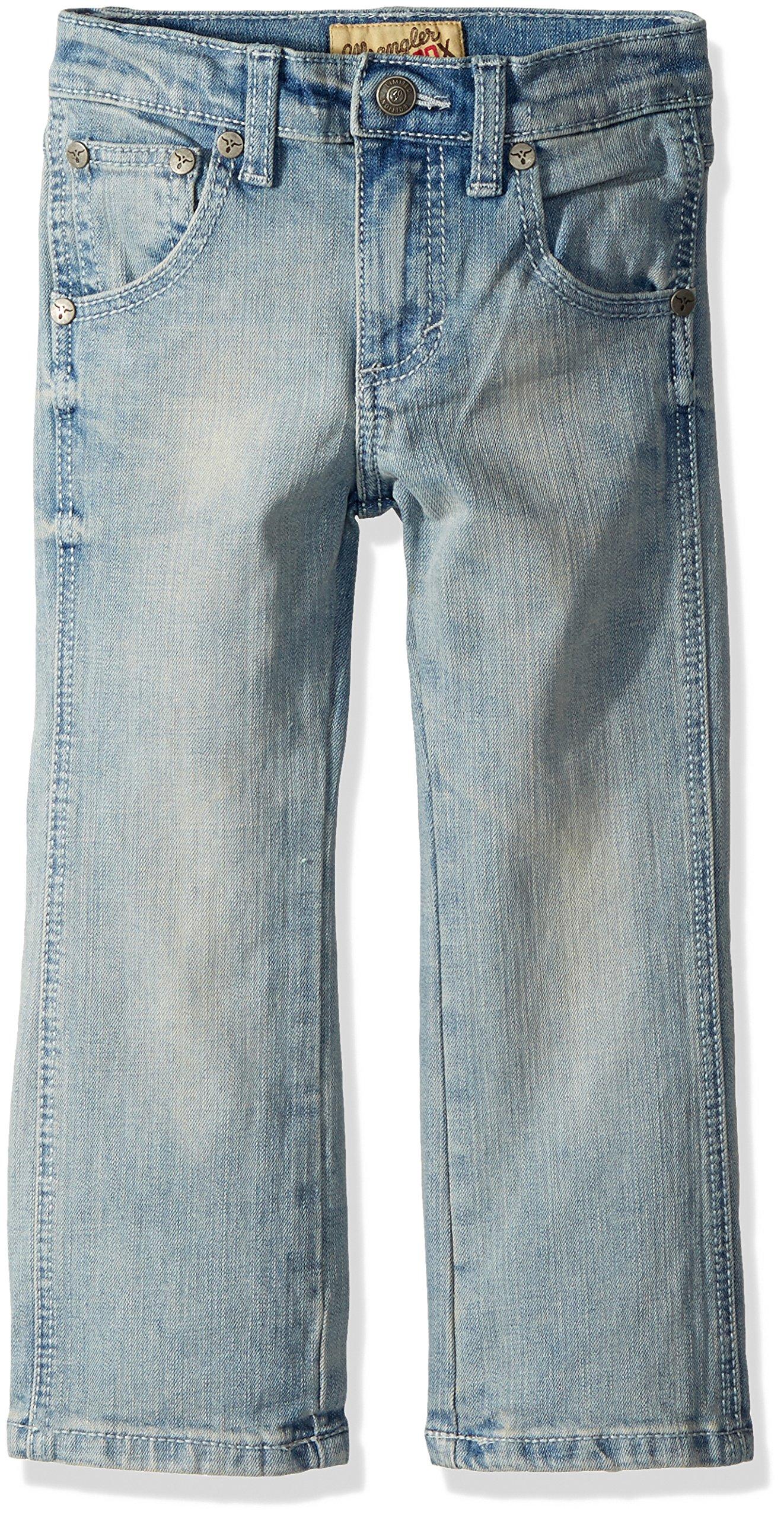 Wrangler Boys 20X Vintage Boot Cut Jean, Houston 10 REG