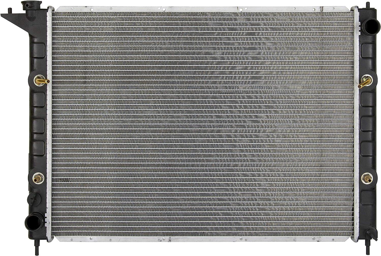 Spectra Premium CU2053 Complete Radiator