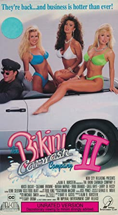 Amputees naughty watch bikini carwash movie online