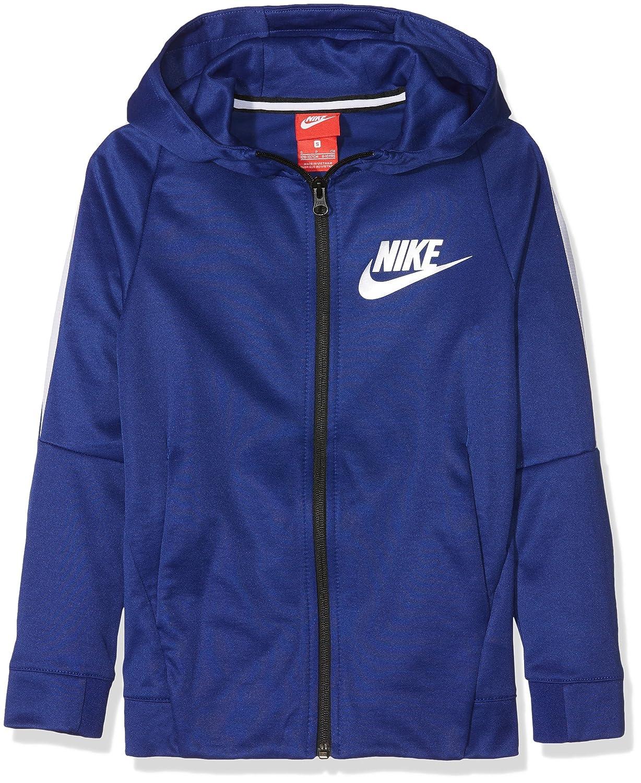 88aeaa355e473 Nike B NSW JKT Tribute Veste Garçon  Amazon.fr  Sports et Loisirs