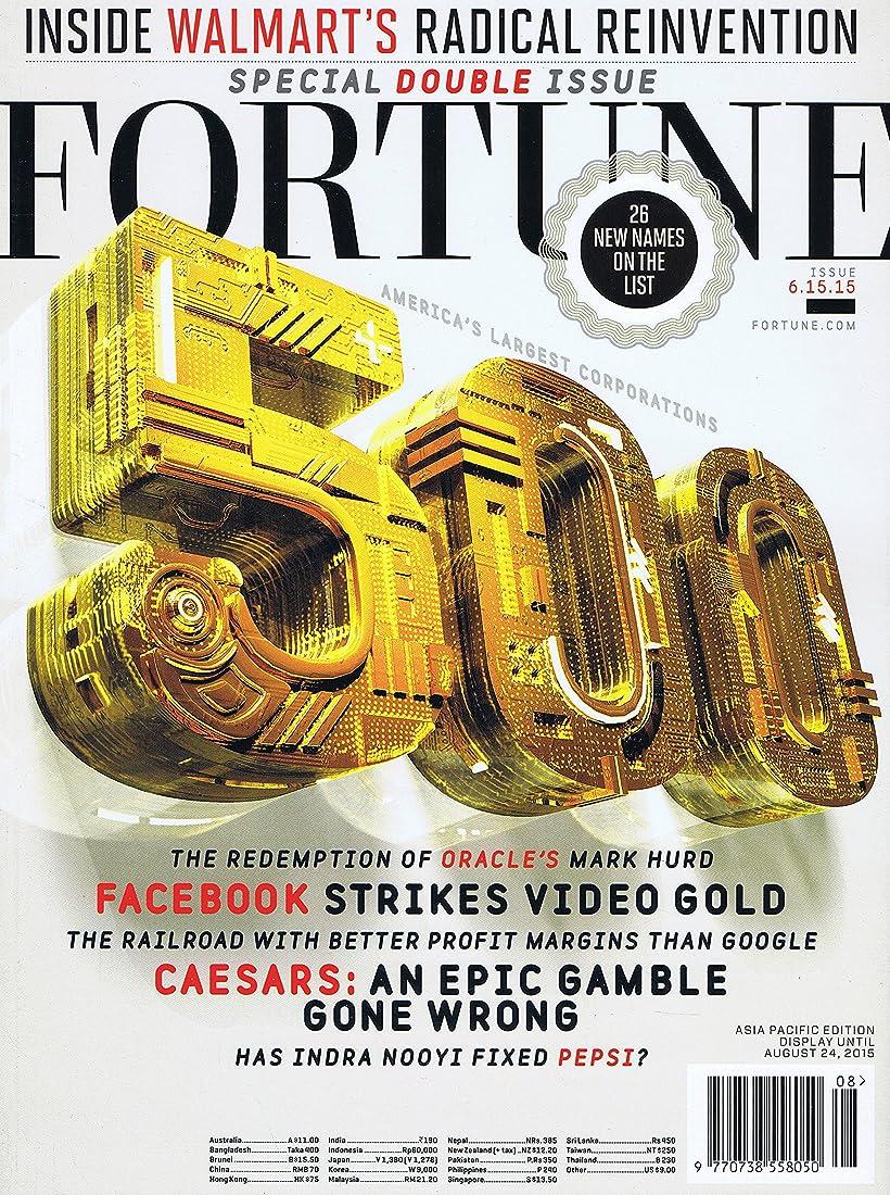Fortune Asia Pacific [US] June 15 2015
