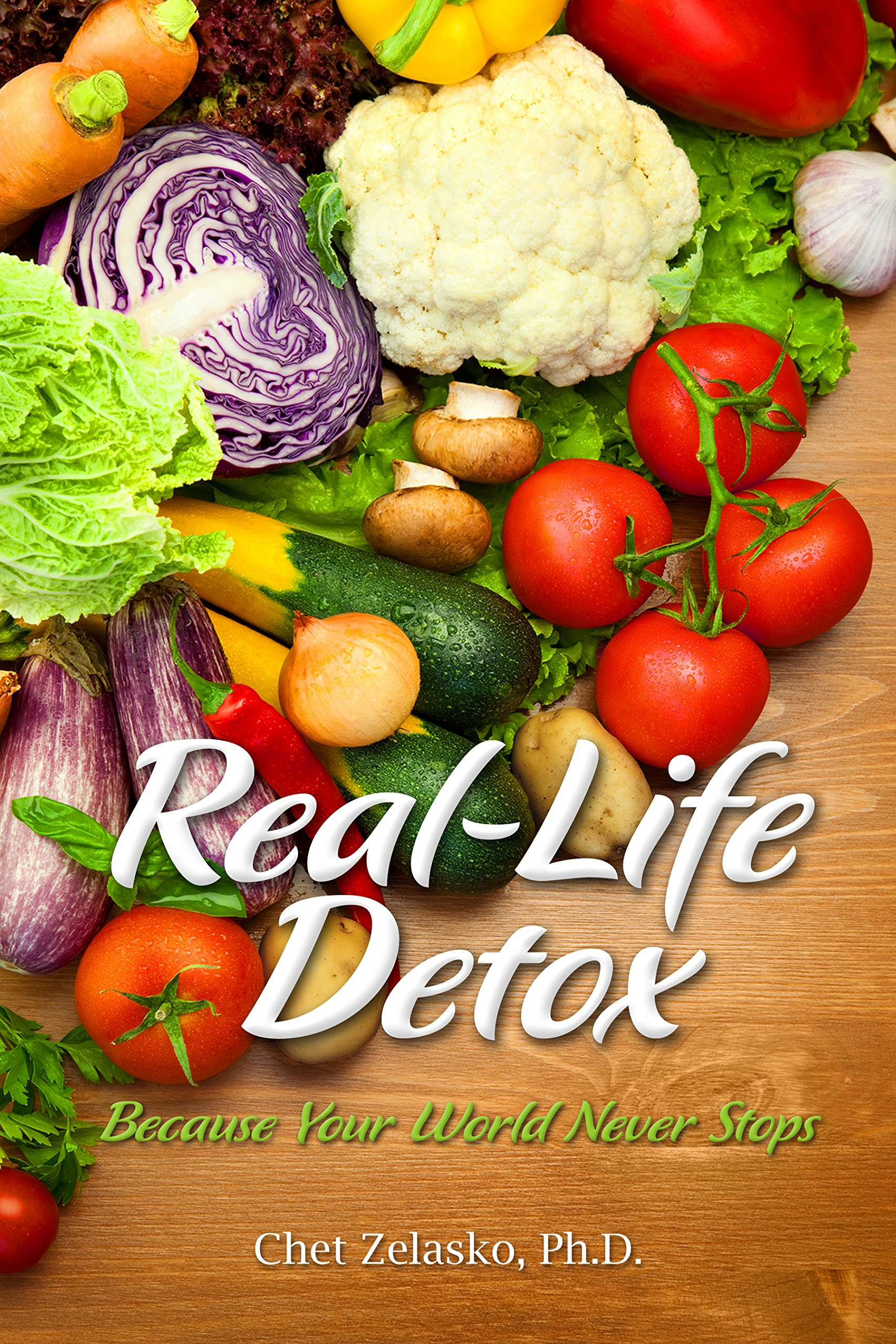 Real Life Detox Because World Never product image