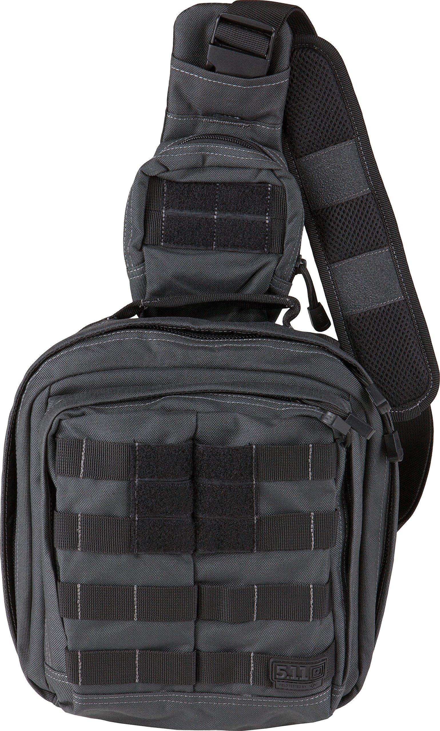 5.11 RUSH MOAB 6 Tactical Sling Pack Military Molle Backpack Bag, Style 56963, Double Tap