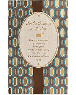 Amazon quotable common saying thinking of you cards american greetings time graduation card m4hsunfo Images
