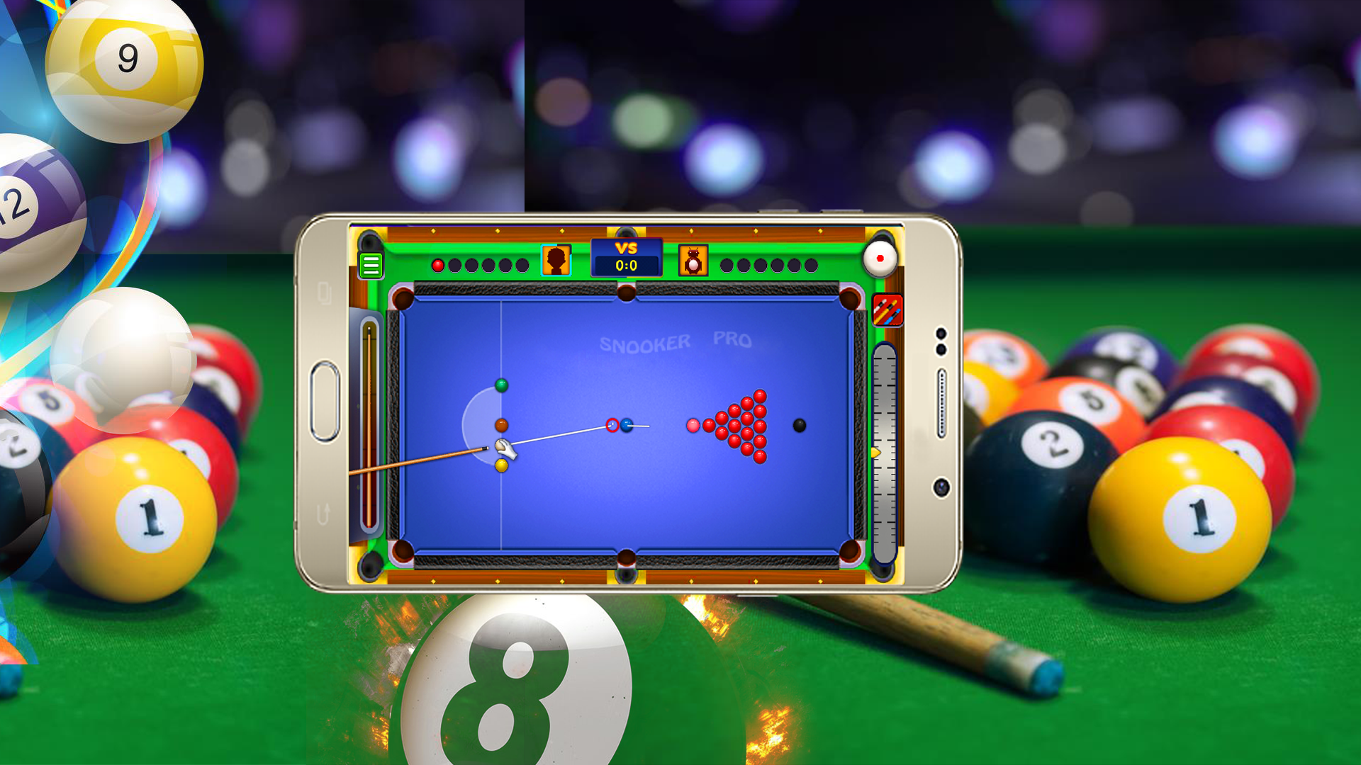 Snooker Game: Pro: Amazon.es: Appstore para Android