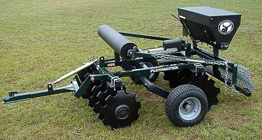 The Plotmaster Hunter 400 Food Plot Equipment For Atvs Utvs