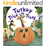 Turkey Trick or Treat (Turkey Trouble Book 3)