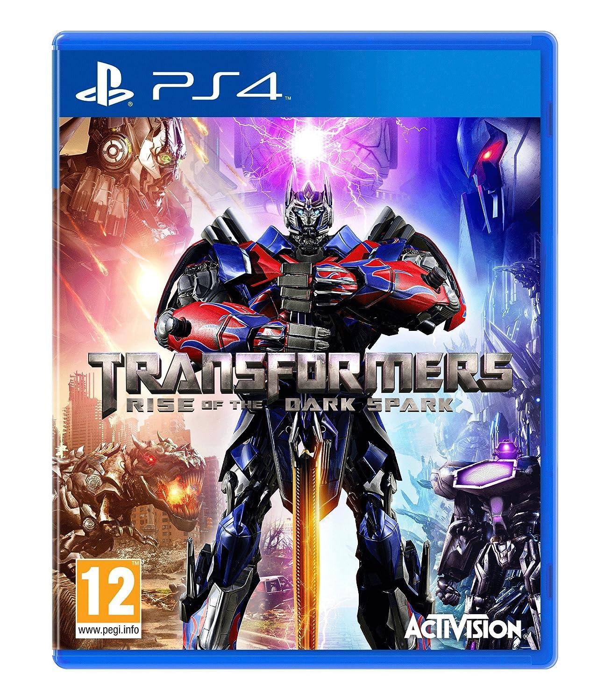 Transformers: Rise of the Dark Spark (PS4) (輸入版) B00IEV0PGG