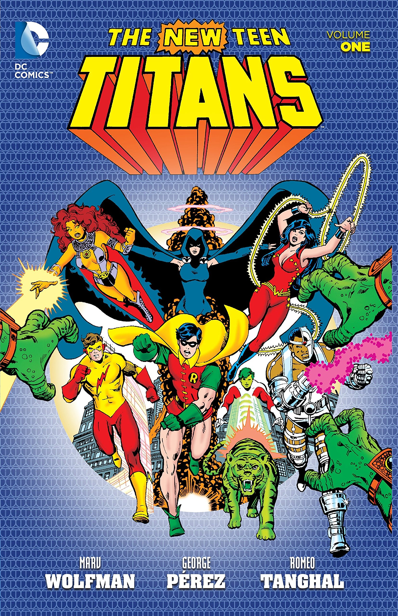 Read Online The New Teen Titans, Vol. 1 pdf epub