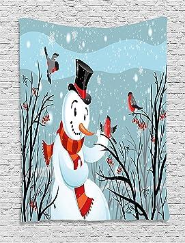 4ab32c3d8f496 Tapiz de Navidad por Ambesonne