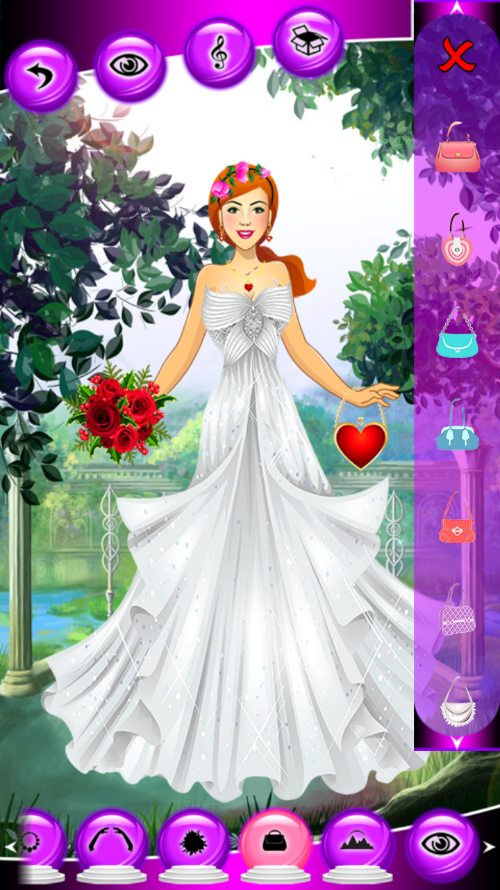 Amazon Bride Dress Up Games Appstore For Android