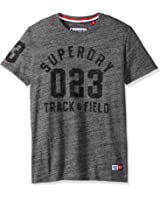 Superdry Men's Trackster Style Tee