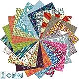 Coffret cadeau Papier Origami 200 feuilles designer à motifs