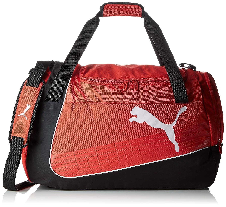 Puma Bolsa de Deporte Evopower Medio Bag Azul Team Power Blue/Black/White Talla:63 x 26 x 33 cm, 54 Liter 073878 02