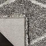 Safavieh Hudson Shag Collection SGH280B Grey and