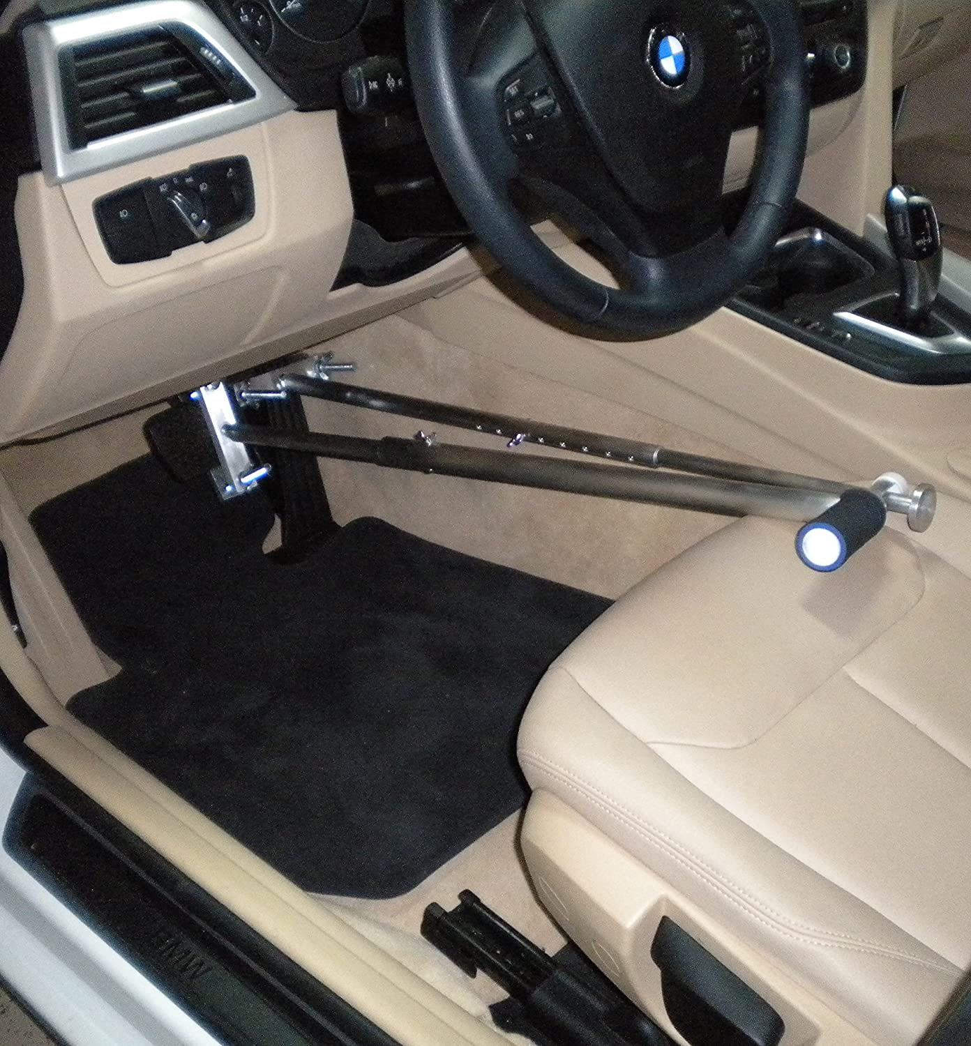 Quicstick Hand Controls Disabled Driving Handicap Aid