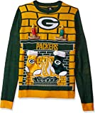 Forever Collectibles NFL Green Bay Packers Ugly 3D Sweater, Medium
