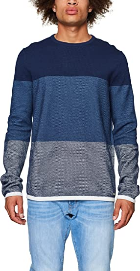 TALLA L. edc by Esprit suéter para Hombre