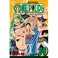 One Piece, Vol. 24: People's Dreams (One Piece Graphic Novel) (English Edition)