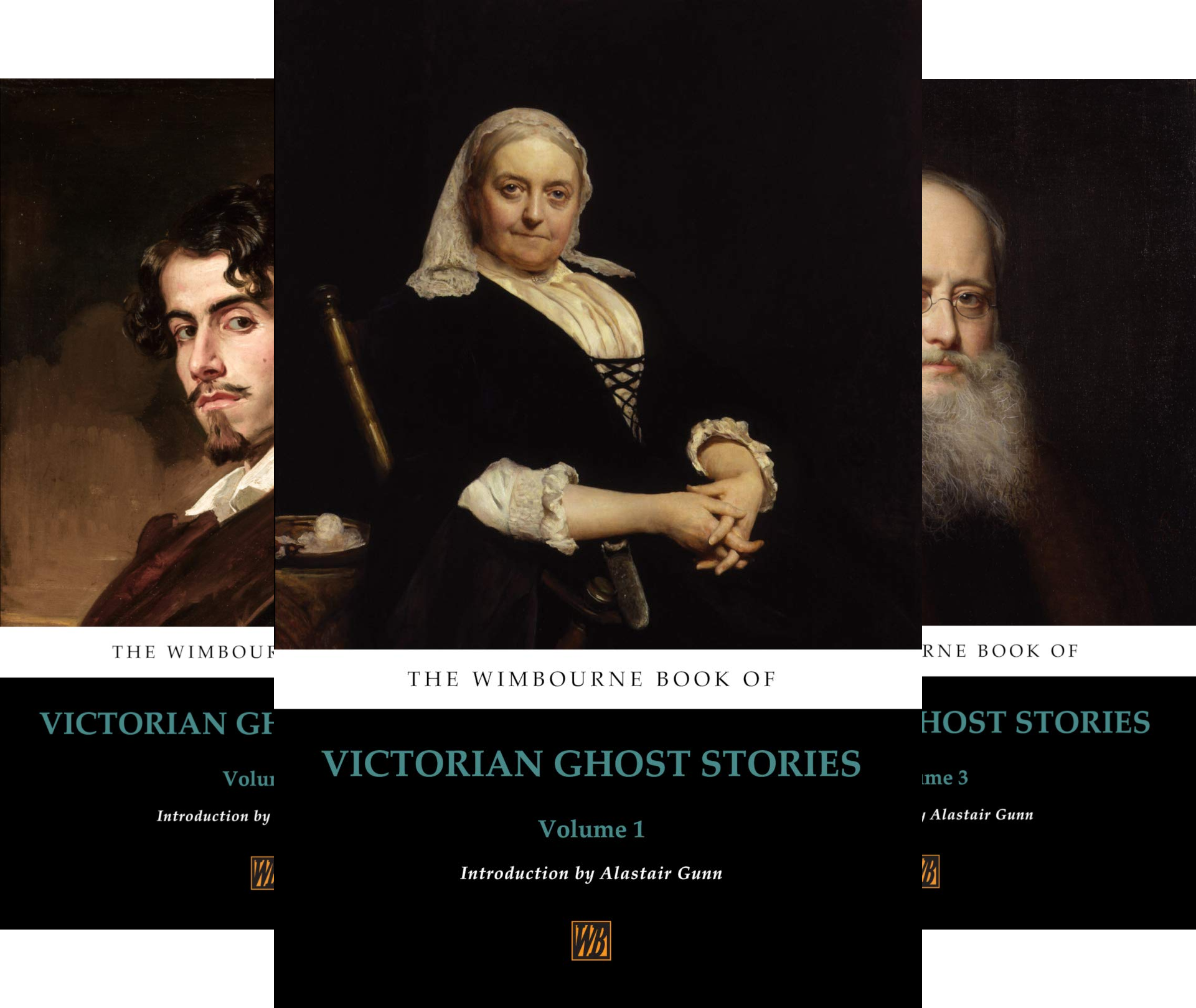 The Wimbourne Book of Victorian Ghost Stories (13 Book Series)
