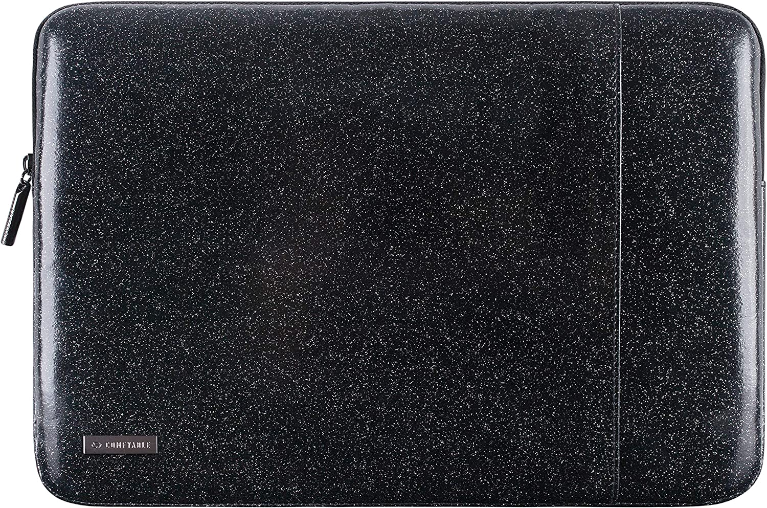 Comfyable 14 Inch Glitter Laptop Sleeve for 15 Inch MacBook Pro Touch Bar A1990 A1707, ThinkPad X1 Yoga (1-4th Gen), 14 HP Acer Chromebook, New Surface Laptop 3 15 Inch 2019