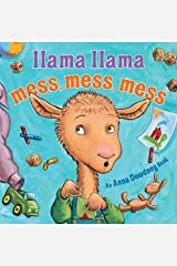 Llama Llama Mess Mess Mess Kindle Edition