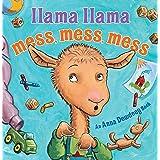 Llama Llama Mess Mess Mess