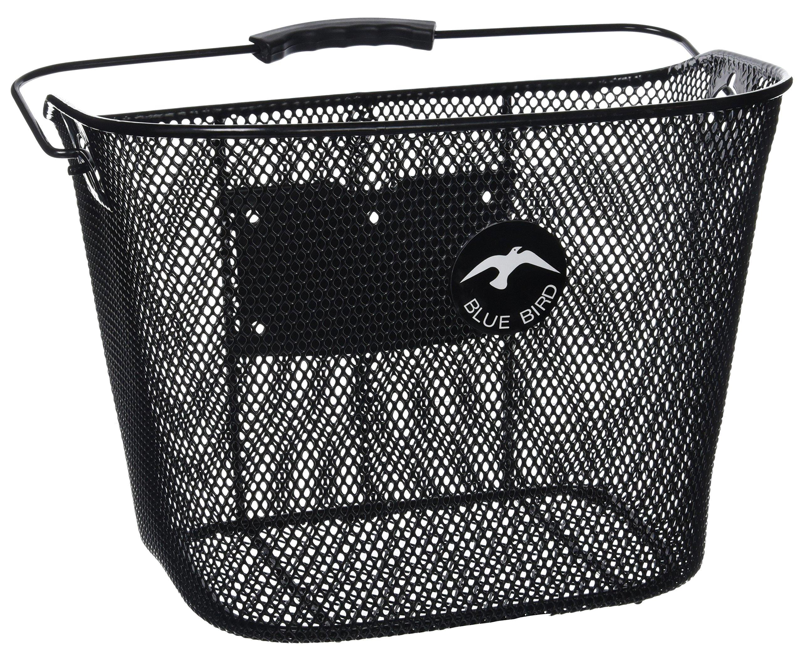 Blue Bird - Cesta para bicicleta negro negro product image