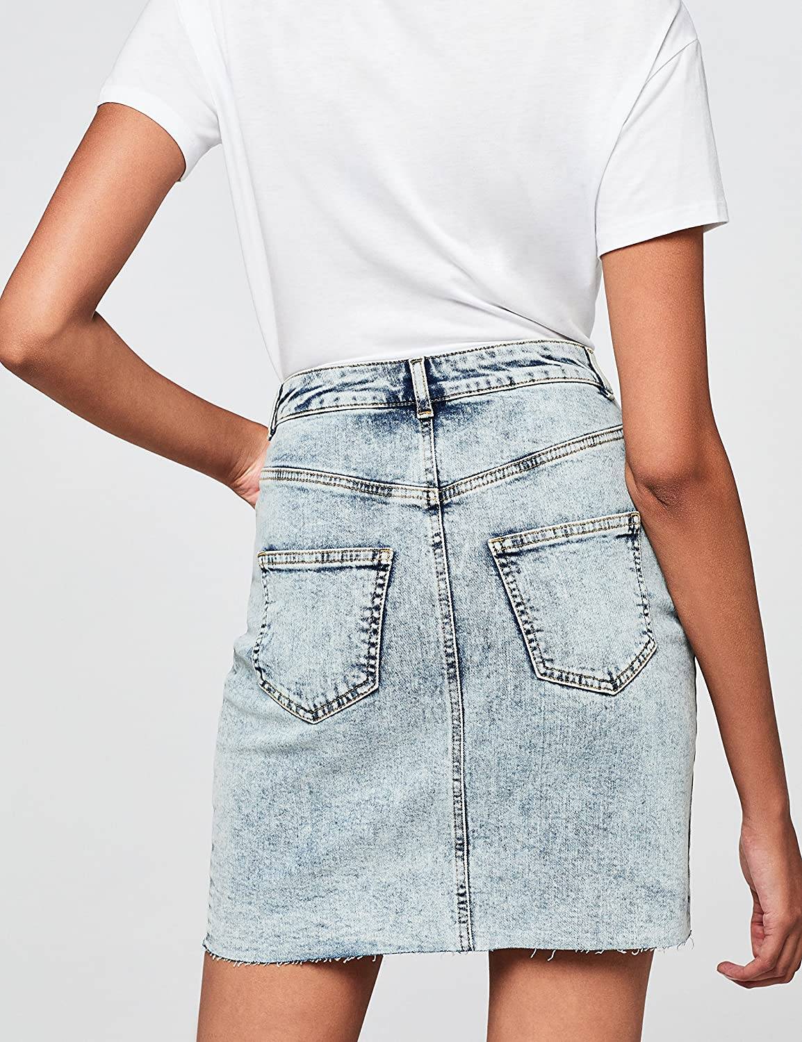 Marchio find Gonna di Jeans Donna