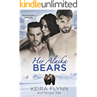 Her Alaska Bears (An MFM Shifter Winter Romance) (Seven Nights of Shifters Book 2)