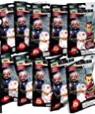 THE WALKING DEAD CHIBIS SERIES 2-- 10 SEALED PACKS NEW 3 CHIBIS IN A PACK