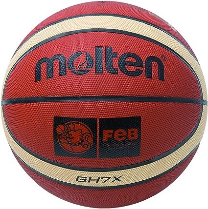 Molten BGHX - Balón de Baloncesto Senior: Amazon.es: Deportes y ...