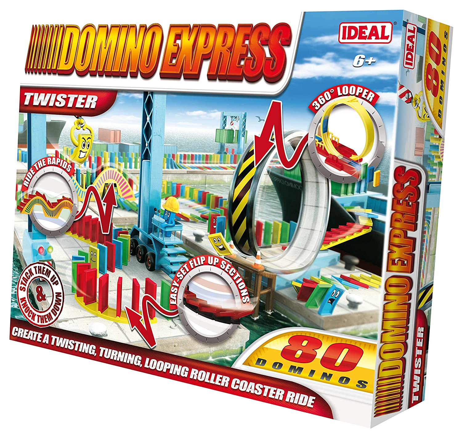Ideal Domino Express Twister from 9820
