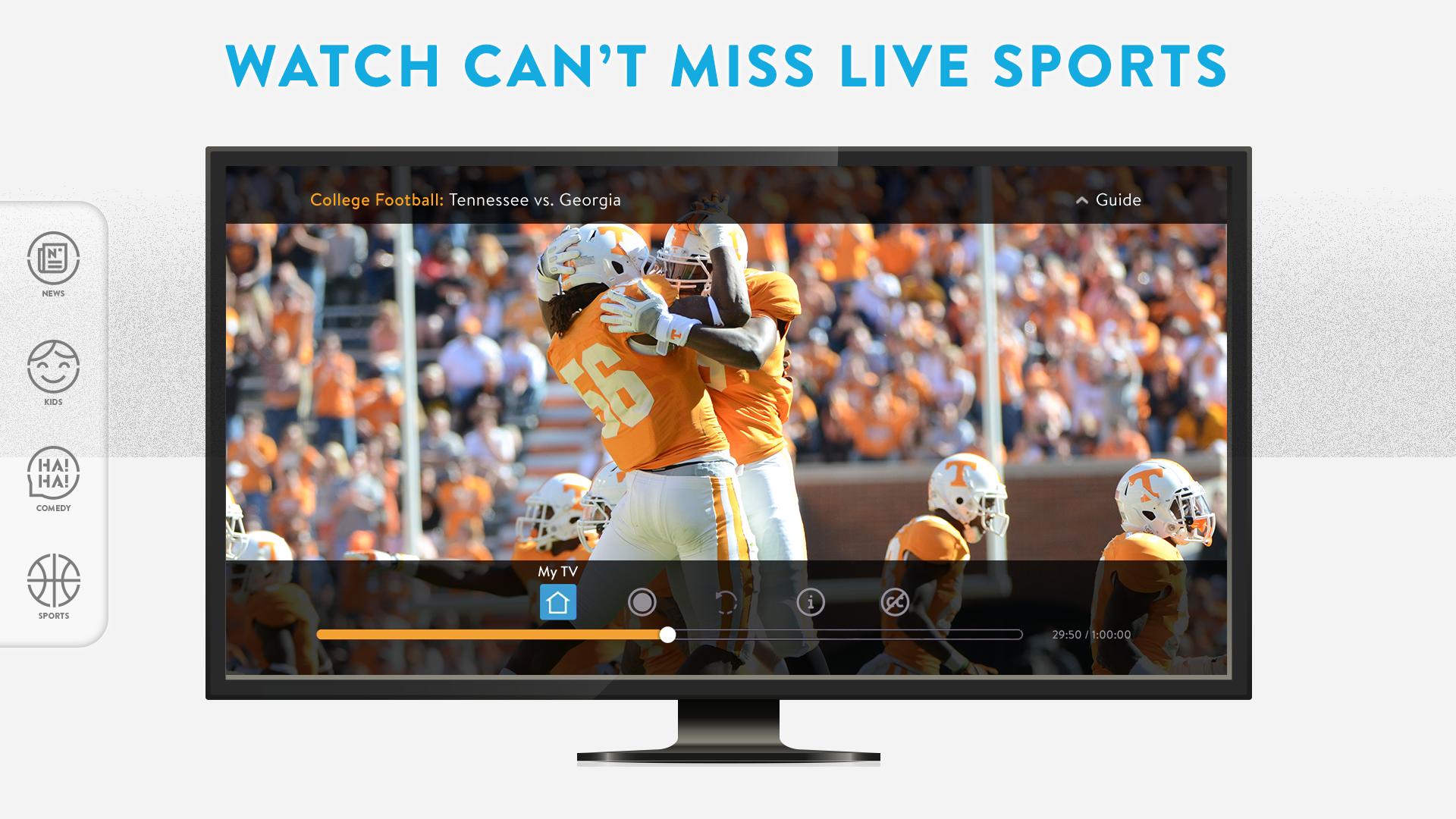Скачать телевизор на компьютер смотреть футбол