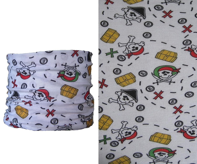 Multifonction Foulard /Écharpe Tube de Cou Pack de 3 La Taille Enfant Ref B5