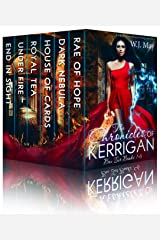 The Chronicles of Kerrigan Box Set Books # 1 - 6: Paranormal Fantasy Young Adult/New Adult Romance Kindle Edition