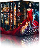 The Chronicles of Kerrigan Box Set Books # 1 - 6: Paranormal Fantasy Young Adult/New Adult Romance (English Edition)