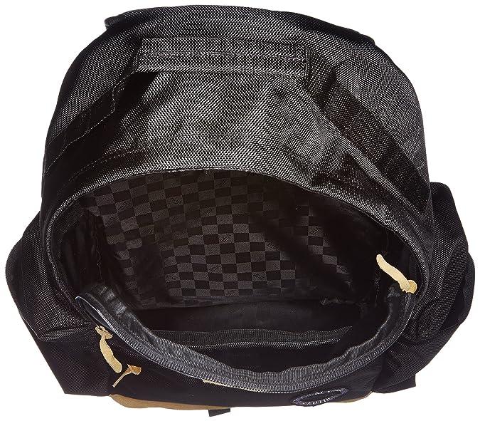 Vans Alpe D'huez, Herren Schultertaschen, Schwarz (real Black), One Size:  Amazon.de: Koffer, Rucksäcke & Taschen