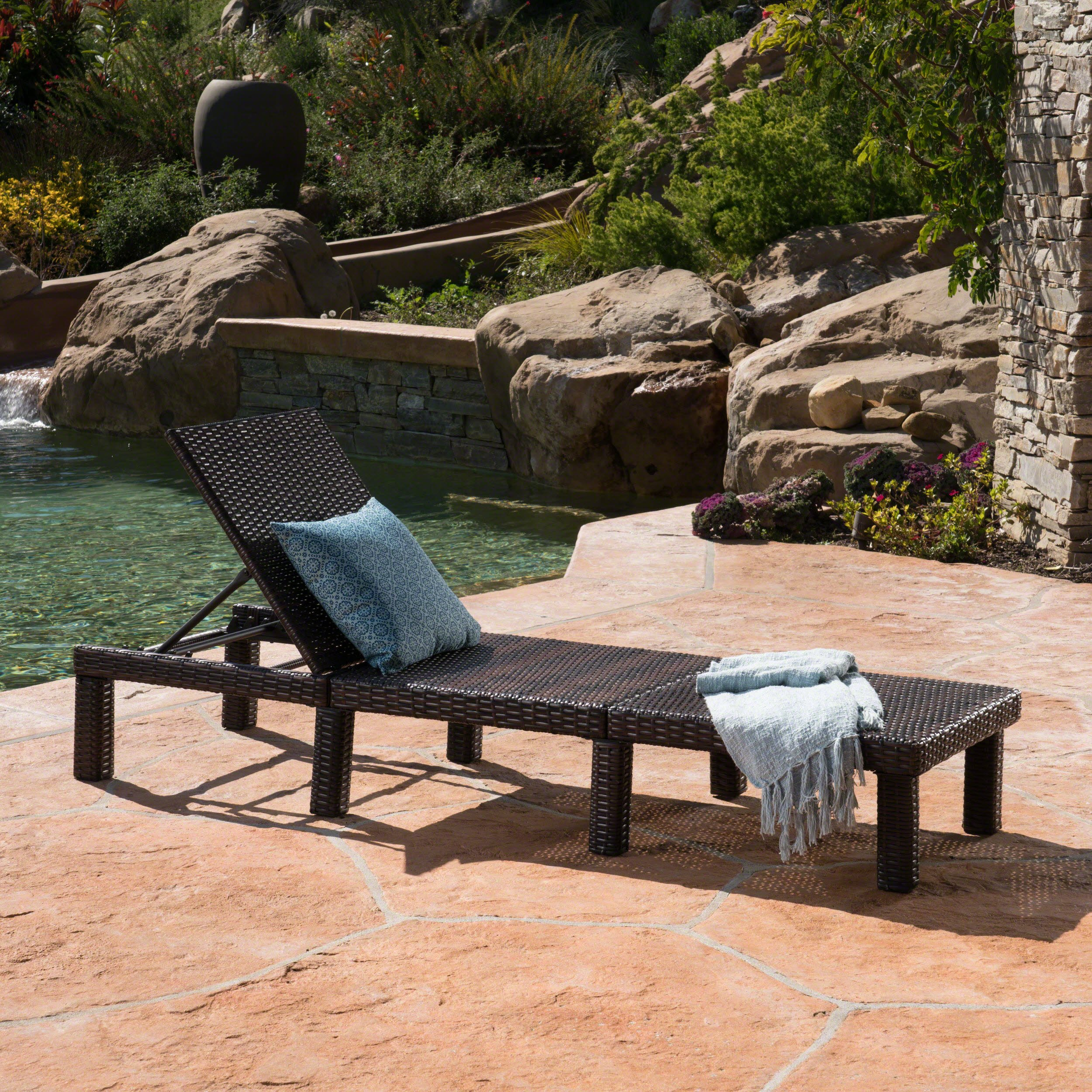 Best Rated in Patio Chaise Lounges & Helpful Customer Reviews ... on