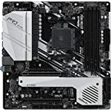 ASRock AM4/X570M Pro4/DDR4/M.2/HDMI/DP/RJ45 Motherboard