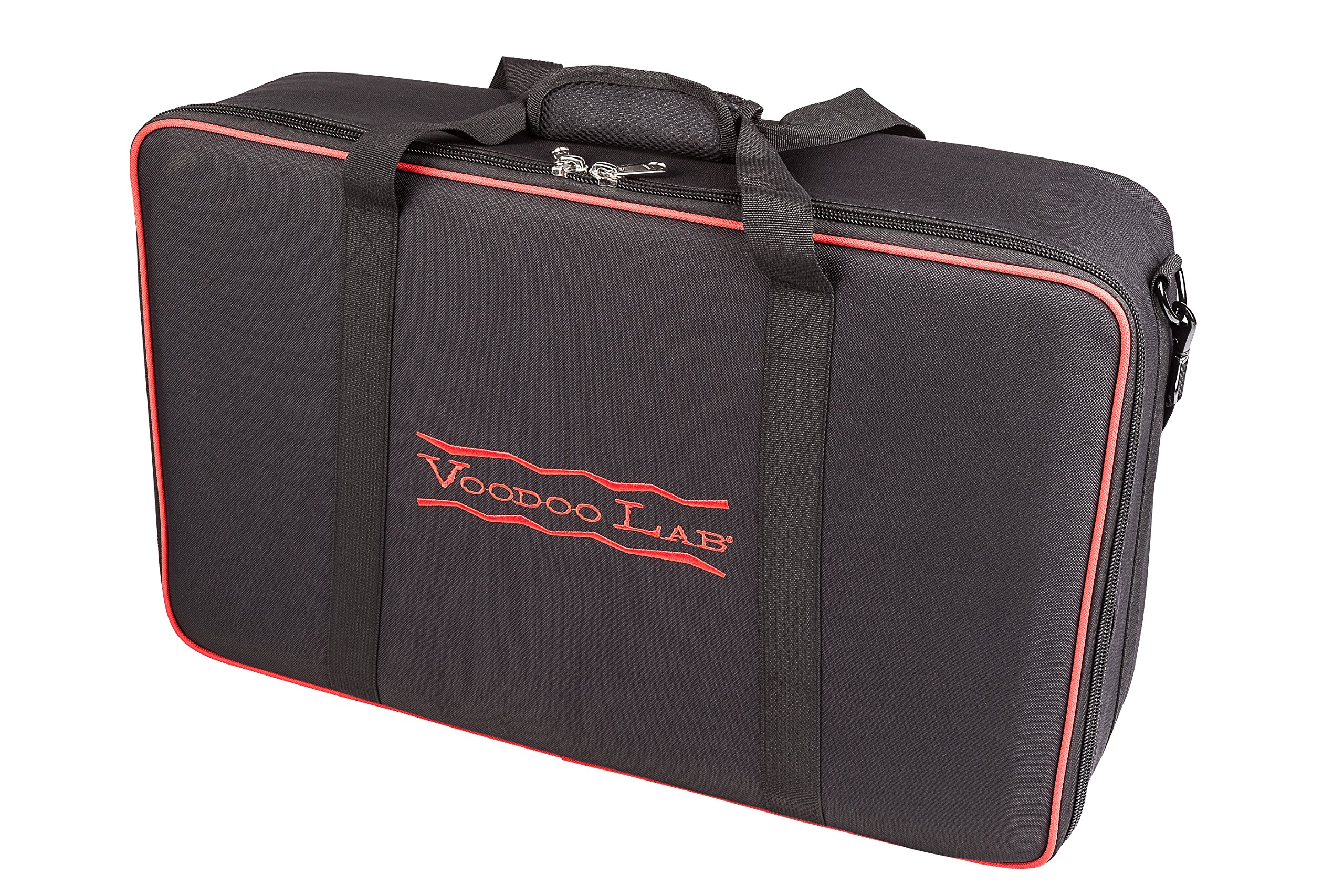 Voodoo Lab Dingbat Medium Pedalboard with Pedal Power 4x4 Power Supply & Bag by Voodoo Lab (Image #12)