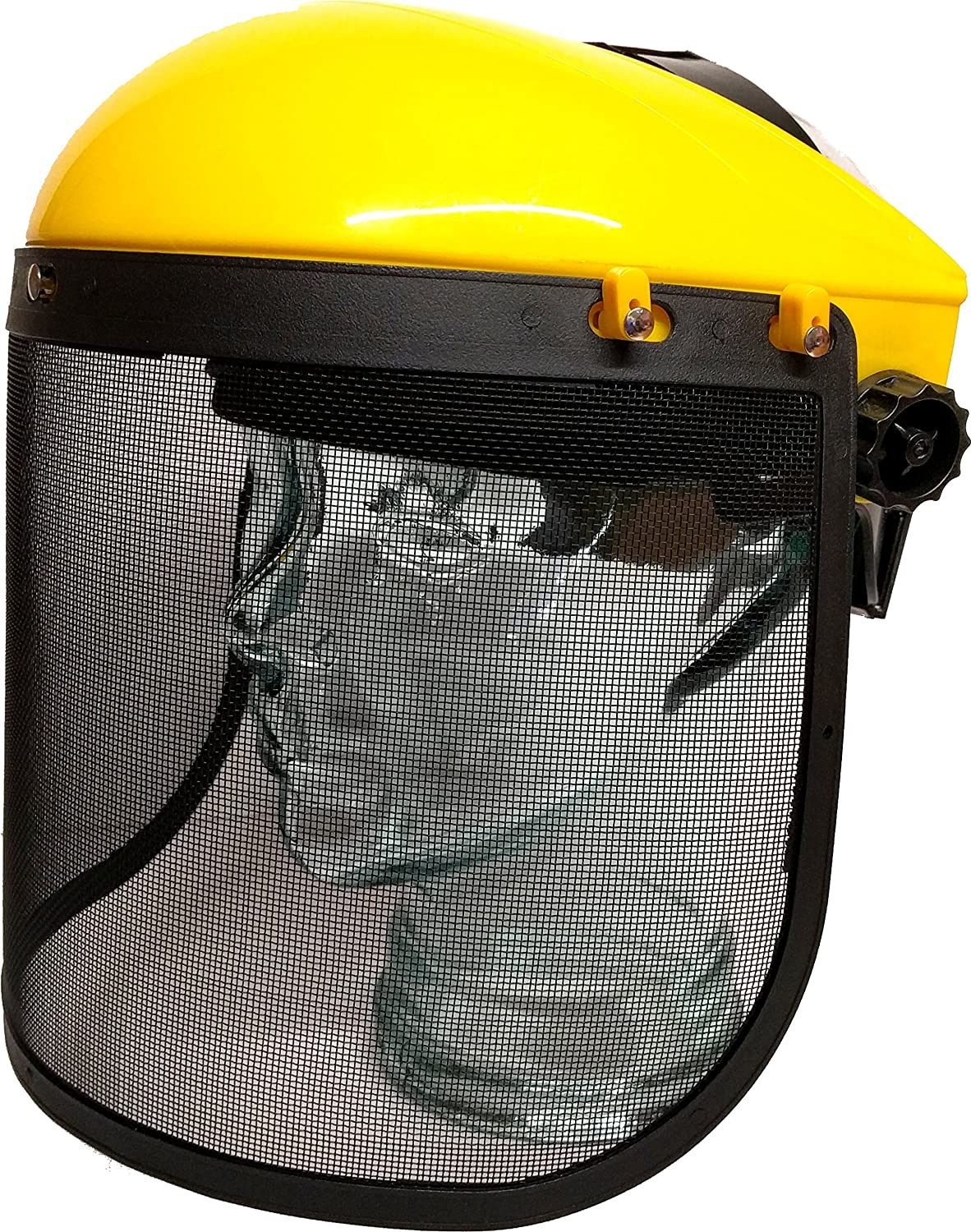 ESENO Industrial Face Protection and Wide Visor