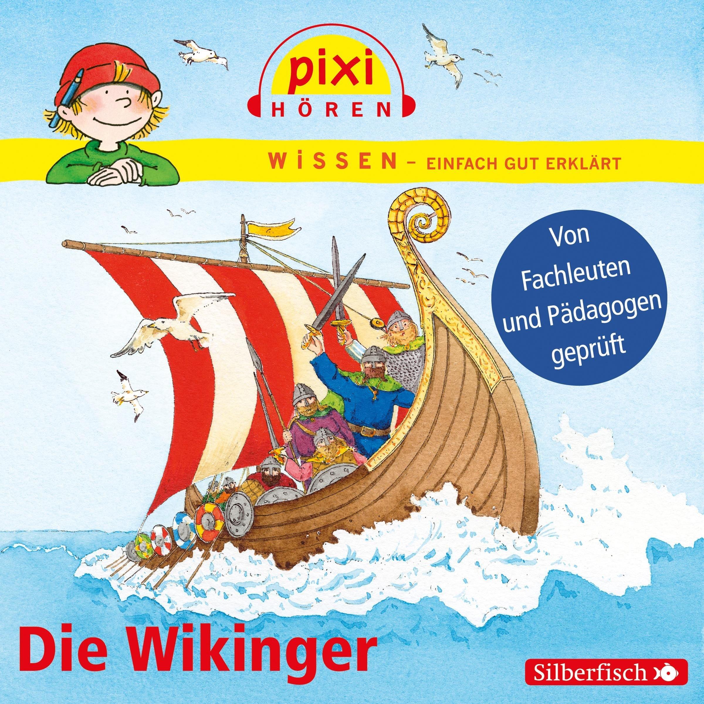 Pixi Wissen - Die Wikinger: 1 CD