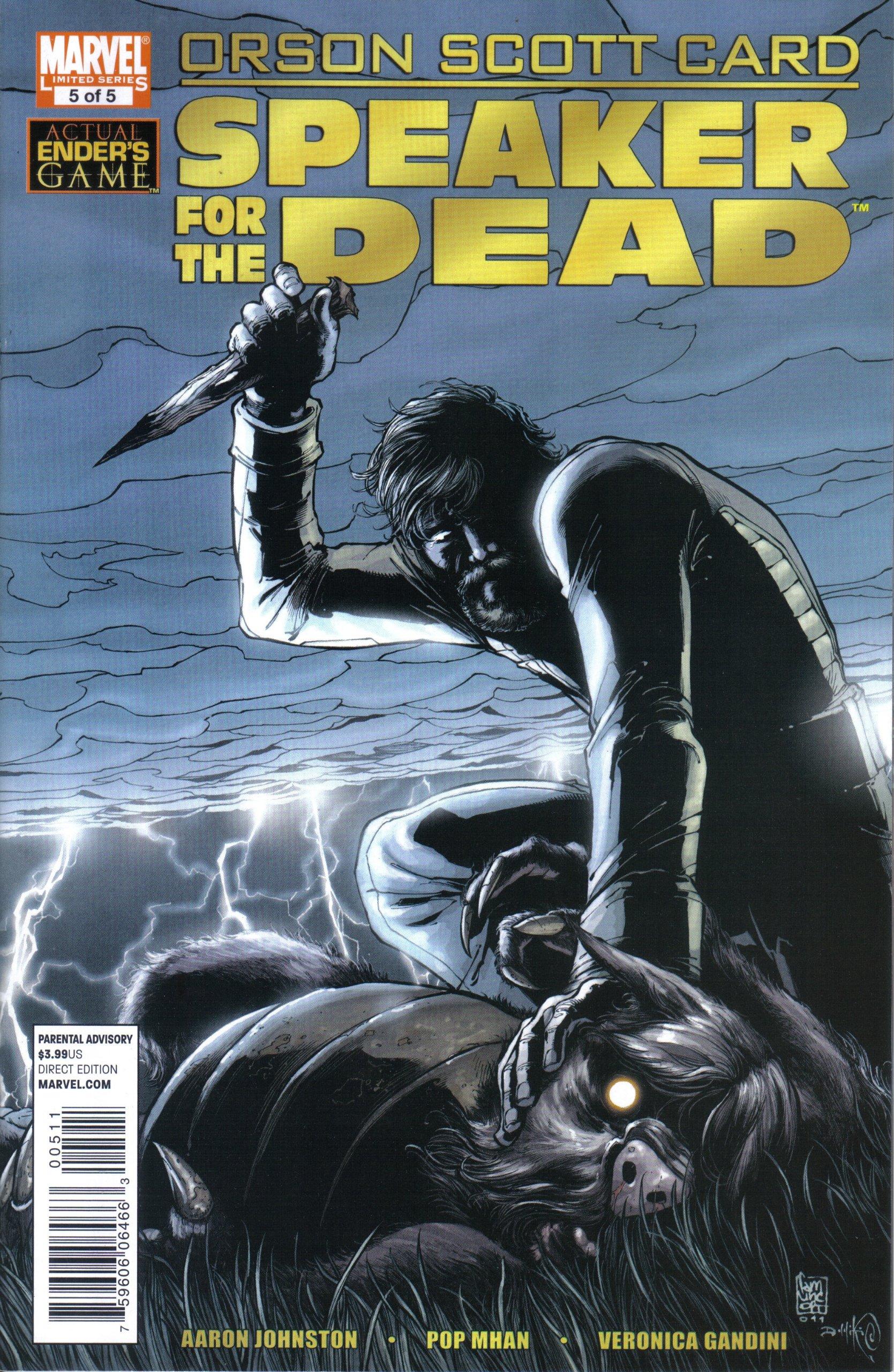 Amazon.com: Orson Scott Card Speaker for the Dead No. 10: Books