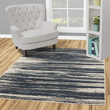 Amazon Com Diagona Designs Contemporary Stripes Design Modern 8 X