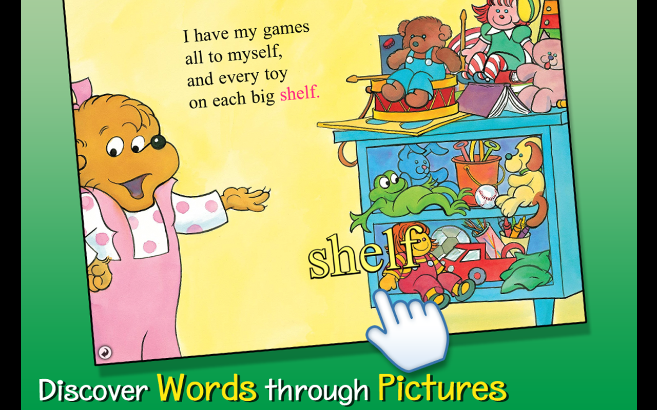 The Berenstain Bears® Learn to Share™ Game- Play the part ...
