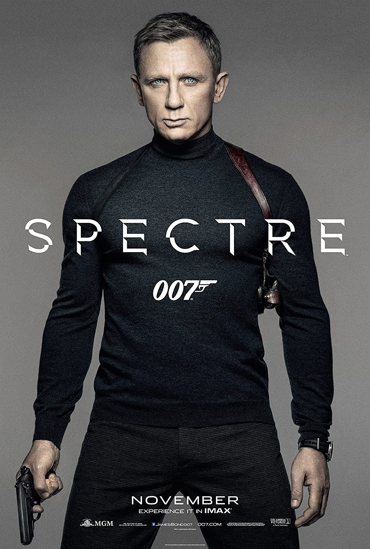 Poster 007 Spectre James Bond Daniel Craig Monica Bellucci Lea Seydoux Fotos #15